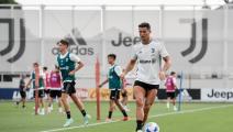 """""""بي إن سبورتس"""": رونالدو غادر مركز يوفنتوس ولن يتدرب اليوم"""