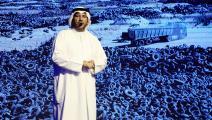 تحويل أكبر مكعب إطارات بالكويت إلى مدينة سكنية/ فرانس برس