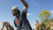 المسلحون يستنزفون اقتصادات دول عربية (فرانس برس)