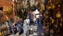 أسواق المغرب (Getty)