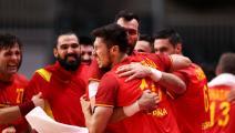 """كرة اليد """"الأولمبية"""": إسبانيا تُطيح بالسويد من ربع النهائي"""