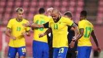 """كرة القدم """"الأولمبية"""": البرازيل إلى النهائي بعد إقصاء المكسيك"""