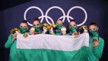 الجمباز الإيقاعي الأولمبي: ذهبية تاريخية لبلغاريا تُنهي سيطرة روسيا