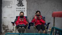 إجراءات تطاول شركات تكنولوجية تسيطر على القطاع في الصين وخارجها (نيكولاس عصفوري/فرانس برس)
