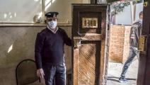 """بوابات سجون مصر مشرّعة لـ """"الانتحار"""" (خالد دسوقي/ فرانس برس)"""