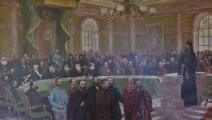 الشرطة السويسرية تعثر على لوحة سُرقت في صربيا سنة 1993- تويتر
