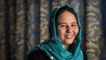 الصحافية الأفغانية زهره جويا (فيسبوك)