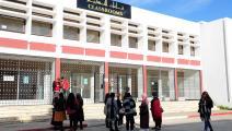 داخل إحدى الجامعات الجزائرية (مصعب الرويبي/ الأناضول)