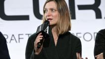 """سارة كولانجلو في مهرجان ساندانس 2020 تُقدِّم """"قيمة"""" (مايكل كوفاك/ Getty)"""