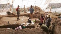 الحلى الأقدم تكتشف في المغرب (جامعة أريزونا/ تويتر)