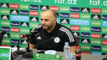حساب الاتحاد الجزائري لكرة القدم