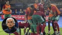 morocco match football can
