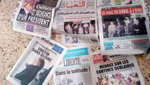 تغطية الصحافة الجزائرية لوفاة بوتفليقة