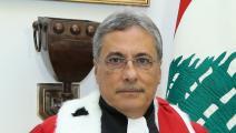 وزير العدل اللبناني هنري خوري - الرئاسة اللبنانية