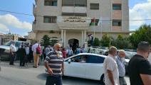 جلسة محاكمة قتلة نزار بنات (العربي الجديد)