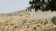 الحرس الثوري الإيراني يقصف كردستان العراق - تويتر