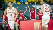منتخب تونس للسلة