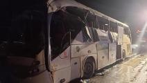 حادث سير - مصر - تويتر