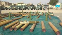 ضبط متفجرات في السودان - تويتر