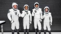 """سياح """"سبايس إكس"""" يبدأون رحلة تاريخية لثلاثة أيام في مدار الأرض"""
