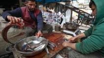 الأسماك في سورية/ فرانس برس