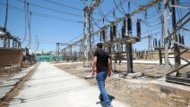 الكهرباء في سورية / فرانس برس