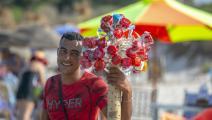 السياحة التونسية (الأناضول)