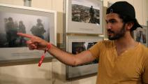 سمير الدومي  (ريمون رودج/ فرانس برس)