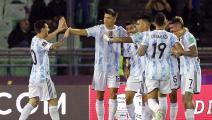 """تصفيات """"الكونميبول"""": البرازيل بالعلامة الكاملة وفوز الأرجنتين"""