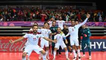 """مونديال """"الفوتسال"""" 2021: المغرب يُحرج البرتغال ويتأهل"""