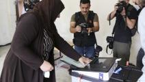 خلال الانتخابات البرلمانية العراقية عام 2018 (وسام زياد محمد/الأناضول)