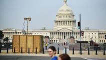 الكونغرس يشهد أولى معارك المال ضد إدارة بايدن (Getty)