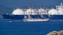 زحام على عقود الغاز المسال (Getty)