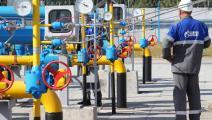 روسيا خفضت صادرات الغاز عبر الأنابيب لأوروبا (getty)