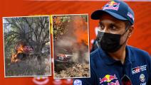 Qatari champion Nasser Al-Attiyah won the Rally Morocco for the sixth time in his career.