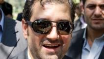 رجل الأعمال السوري رامي مخلوف/فرانس برس