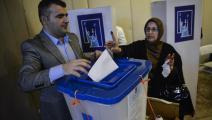 سياسة/الانتخابات العراقية/(أوزجي إليف كيزيل/الأناضول)