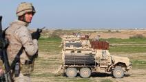 قاعدة بسماية العراقية-أحمد الرباعي/فرانس برس