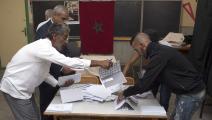 الانتخابات المغربية-فاضل سنة/فرانس برس
