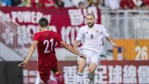 عقد الأردني الصيفي يتسبب بتخسير فريقه في الدوري الكويتي
