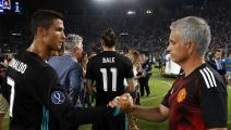 Getty-Real Madrid v Manchester United: UEFA Super Cup