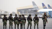 سياسة/جنود مصريون/(ميخائيل سفيتلوف/Getty)