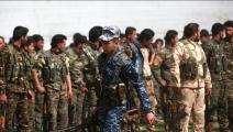 قوات سورية الديمقراطية/الرقة-دليل سليمان/فرانس برس