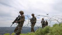 القوات التركية في العراق-أوزكان بيلغين/الأناضول
