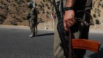 مقاتلو حزب العمال الكردستاني-صفين حامد/فرانس برس