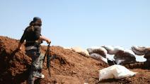 المعارضة السورية المسلحة في درعا-أحمد المسلم/فرانس برس