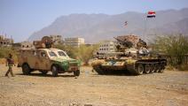 اليمن/الجيش اليمني معارك تعز/سياسة/أحمد الباشا/فرانس برس