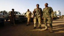 الجيش السوداني (فرانس برس)