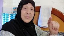 أم قاسم حجير لاجئة فلسطينية في لبنان - مجتمع