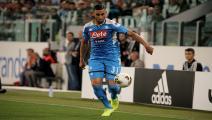 نابولي يحرم الجزائري غلام من لعب المنافسة الأوروبية